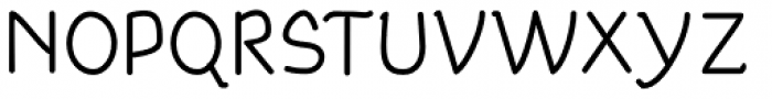 Rundig Pencil Medium Font UPPERCASE