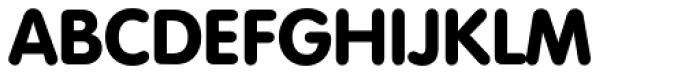 Rundschrift EF Font UPPERCASE