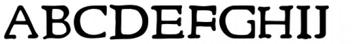 Rusch Bold Font UPPERCASE