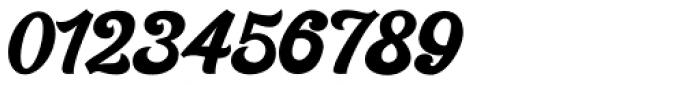 Rushing Nightshade Regular Font OTHER CHARS