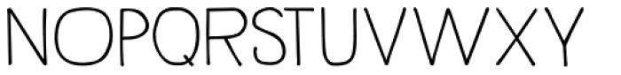 Rustick Bold Font UPPERCASE