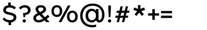 Rutan Medium Font OTHER CHARS