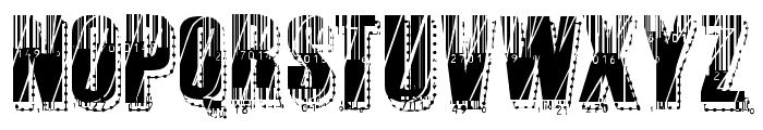 RvD_MICROCODE Font UPPERCASE