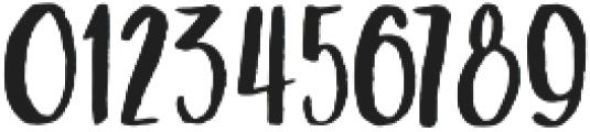 RWA Malibu Punch otf (400) Font OTHER CHARS
