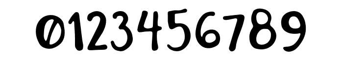 RWA Honeydew Regular Font OTHER CHARS