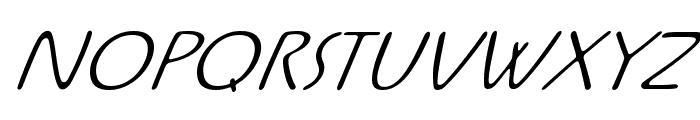 Rx-FiveOne Font UPPERCASE