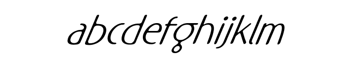 Rx-FiveOne Font LOWERCASE