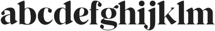 Rylan otf (400) Font LOWERCASE