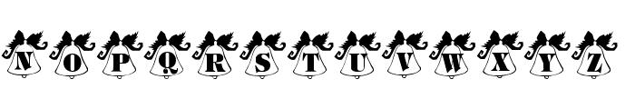 ryp_xmasbells Font UPPERCASE