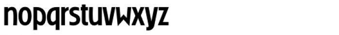 Ryder Gothic Pro Medium Font LOWERCASE