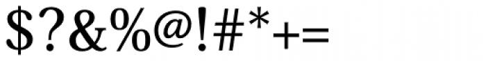 Ryo Disp PlusN SemiBold Font OTHER CHARS