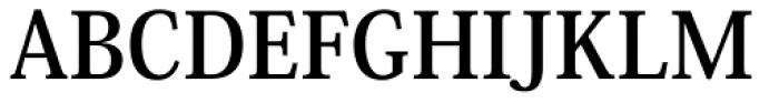 Ryo Disp PlusN SemiBold Font UPPERCASE