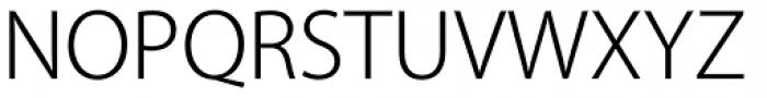 Ryo Gothic PlusN Light Font UPPERCASE