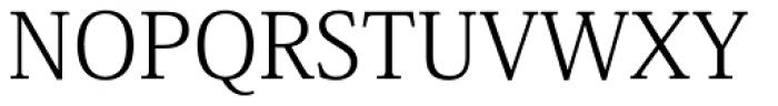 Ryo Text PlusN Light Font UPPERCASE