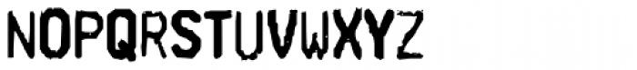 Rysse Mixed Three Font UPPERCASE