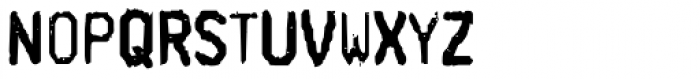 Rysse Mixed Three Font LOWERCASE