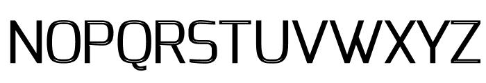 S-Phanith FONTER THIN Font UPPERCASE