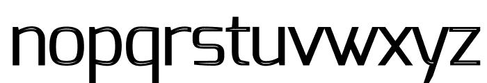 S-Phanith FONTER THIN Font LOWERCASE