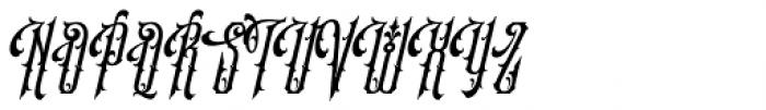 S&S Amberosa Pro Font UPPERCASE