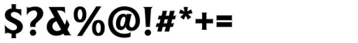 S&S Amberosa Serif Font OTHER CHARS