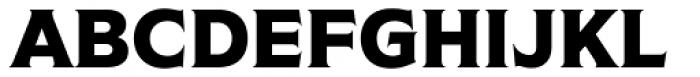 S&S Baldwins Serif Font UPPERCASE