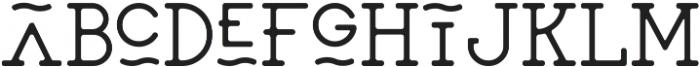 SAILOR Medium ttf (500) Font LOWERCASE