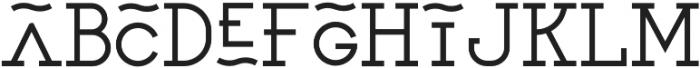 SAILOR ORIGINAL MEDIUM otf (500) Font LOWERCASE