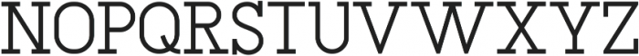 SAILOR ORIGINAL MEDIUM ttf (500) Font UPPERCASE