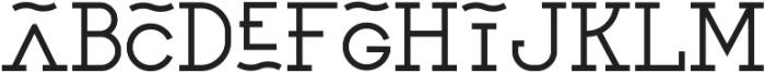 SAILOR ORIGINAL MEDIUM ttf (500) Font LOWERCASE