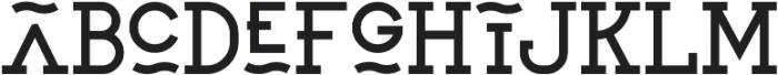 SAILOR ORIGINAL Regular ttf (400) Font LOWERCASE