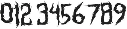 SARKEM otf (400) Font OTHER CHARS