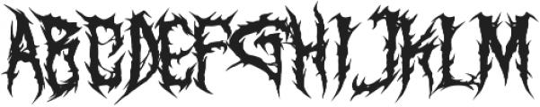 SARKEM otf (400) Font UPPERCASE