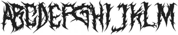 SARKEM otf (400) Font LOWERCASE