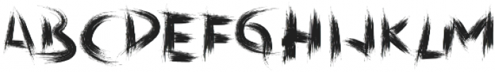 SAVOR ILLY ttf (400) Font UPPERCASE