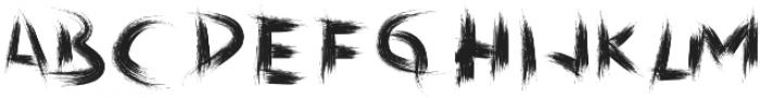SAVOR ILLY ttf (400) Font LOWERCASE