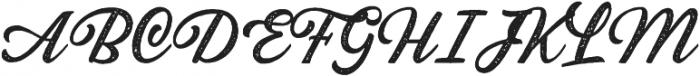 Sabatons Script Stamp otf (400) Font UPPERCASE