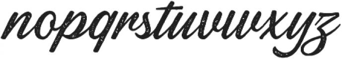 Sabatons Script Stamp otf (400) Font LOWERCASE