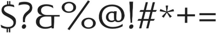 Sabler Titling Ext Regular otf (400) Font OTHER CHARS