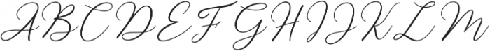 Sabyan otf (400) Font UPPERCASE