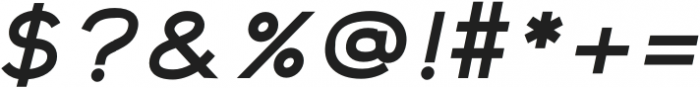Safeway Black Extended Italic otf (900) Font OTHER CHARS