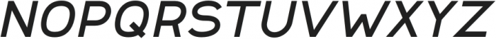 Safeway Black Extended Italic otf (900) Font UPPERCASE