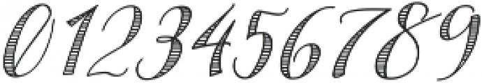 Safina Fancy ttf (400) Font OTHER CHARS