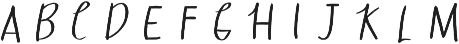 Sage & Pink Plain otf (400) Font UPPERCASE