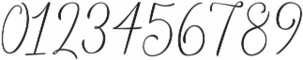 Sage Script ttf (400) Font OTHER CHARS