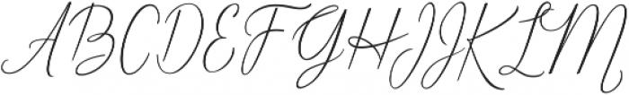 Sage Script ttf (400) Font UPPERCASE