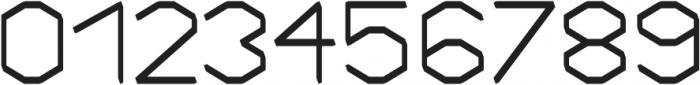 Sage regular otf (400) Font OTHER CHARS