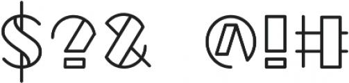 Sailor Girl Font otf (400) Font OTHER CHARS