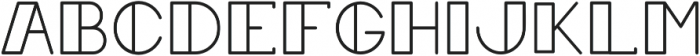 Sailor Girl Font otf (400) Font UPPERCASE