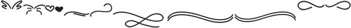 Sailor Jack extras otf (400) Font LOWERCASE