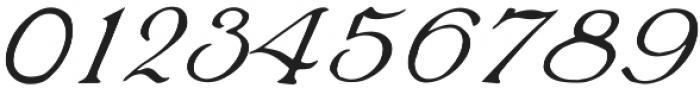 Saint James Regular ttf (400) Font OTHER CHARS